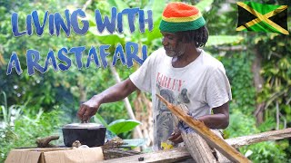 Living with a Rastafarian in Jamaica with Some Island Style Cooking
