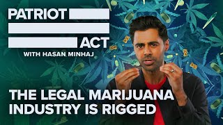 The Legal Marijuana Industry Is Rigged