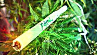 Ganja Smoke Reggae Song #420# stony mix