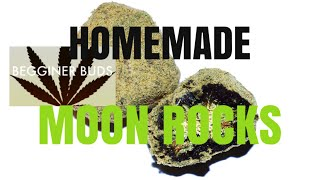 Making Moon rocks At Home- Pretty cool how to video